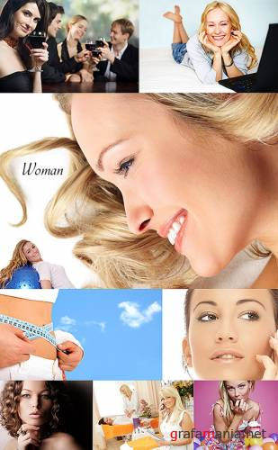 Stock Photos: Woman beauty
