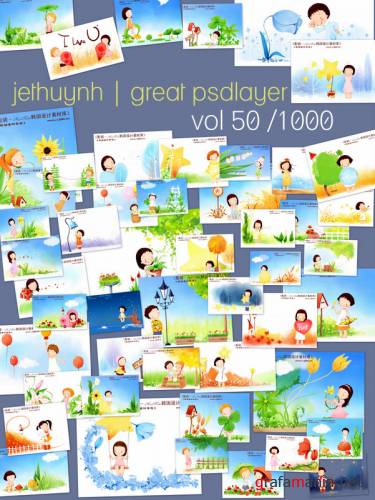 jethuynh - Great Psdlayer collection vol 50/1000