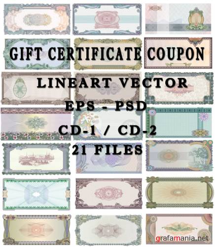 Gift Certificate Coupon