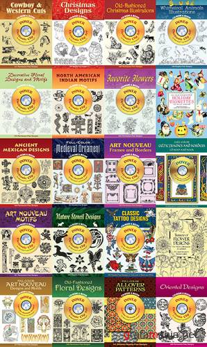 Dover Publications - 20 CD