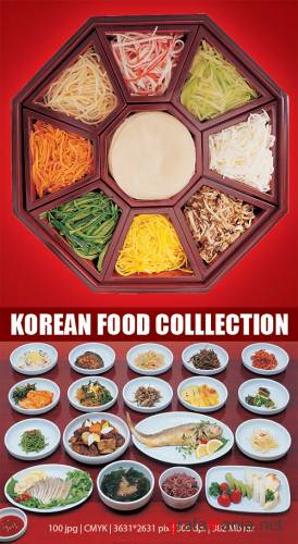 KOREAN FOOD COLLLECTION