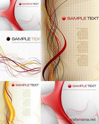 Amazing SS 4 Abstract Backgrounds