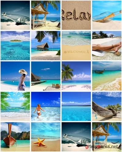 Amazing SS - Tropical paradise images