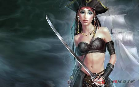 Fantasy WideScreen Wallpapers S#12