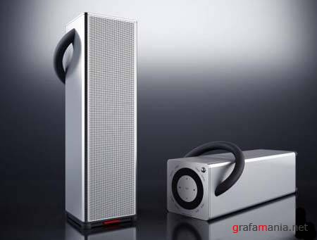 3D модель Bang and Olufsen Beosond 3