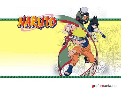 Wallpapers - Naruto Pack
