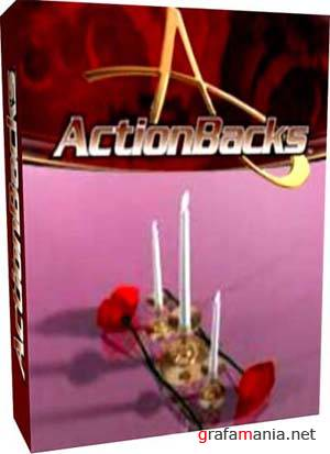 Actionbacks: Wedding Motion. Volume 2