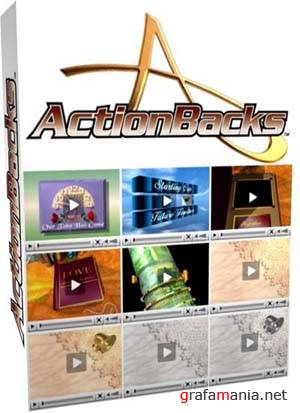 ActionBacks: Wedding Motion. Volume 3 (PAL)