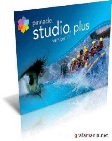 Pinnacle Studio Plus 11 видеокурс