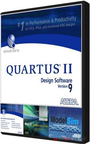 Quartus II 9.0 Design Suite
