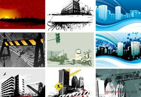 City Vectors Pack