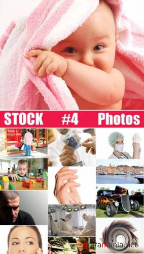 Stock Photos 4 - HQ Clipart Mix