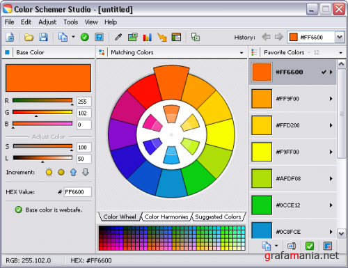 Color Schemer Studio 1.5