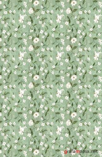 Seamless Floral Fabric Patterns