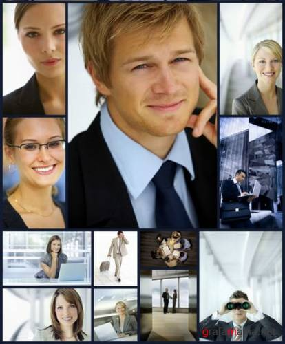 HQ Stock Photos: Business Person