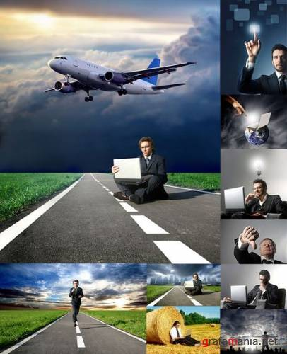 Awesine Stock Photos: Business World