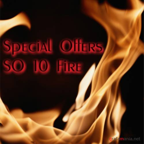 Special Offers SO 10 Fire