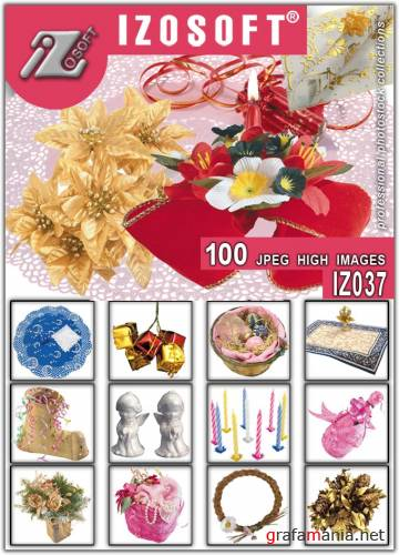 Izosoft IZ037 Holiday Accessories