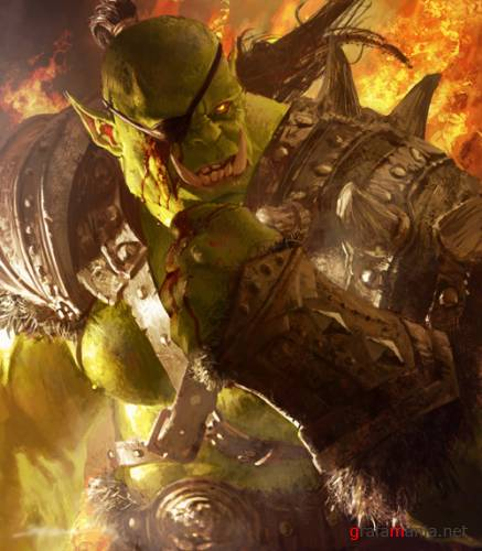 World of Warcraft fan art collection