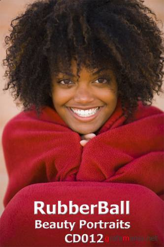 RubberBall - Beauty Portraits - CD012