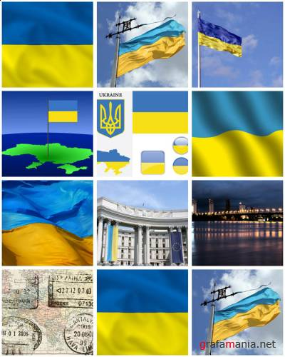 Amazing SS - Ukraine Flag