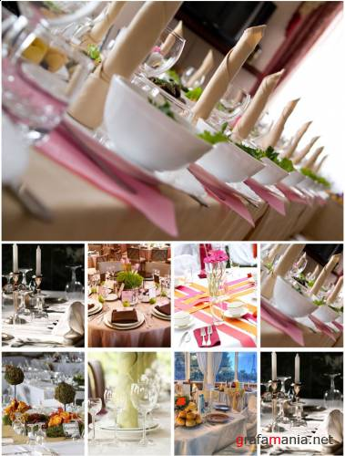 Amazing SS - Wedding Tables
