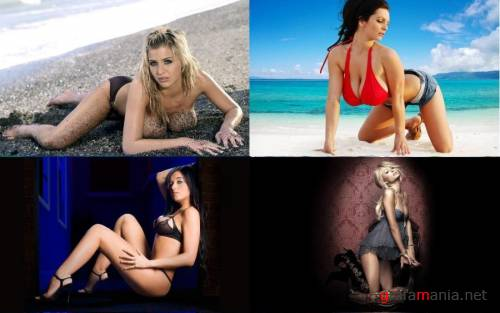 WideScreen Girls Wallpapers G#12