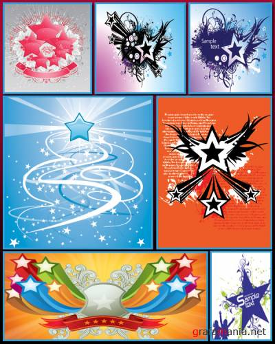 Star Vectors Pack