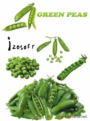 Izosoft - Vol.mc002 - Green Peas