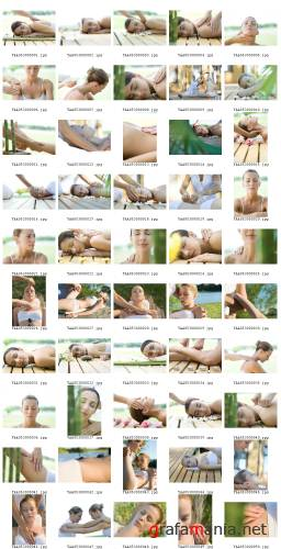 PhotoAlto ZenShui | YAA053 | Nature Massage