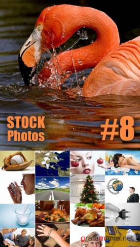 Stock Photos 8 - HQ Clipart Mix