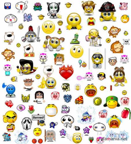 Smilies Mega Collection.