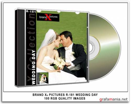 Brand X Pictures R-181 Wedding Day