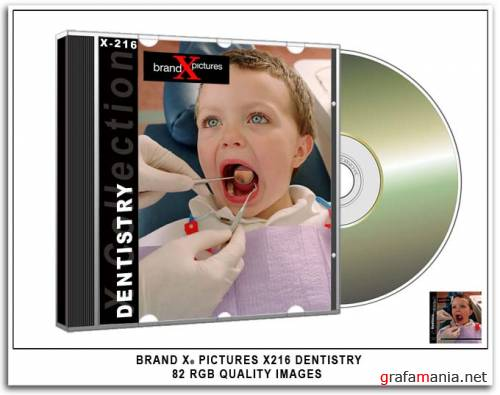 Brand X Pictures X216 Dentistry