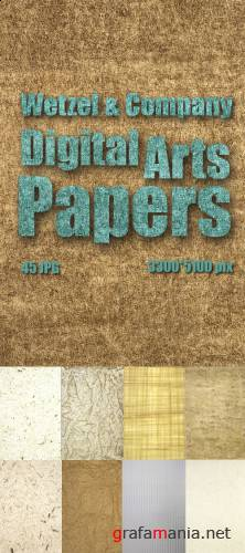 Digital Arts Papers