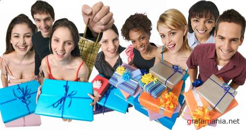 People with gifts