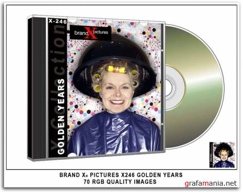Brand X Pictures X246 Golden Years