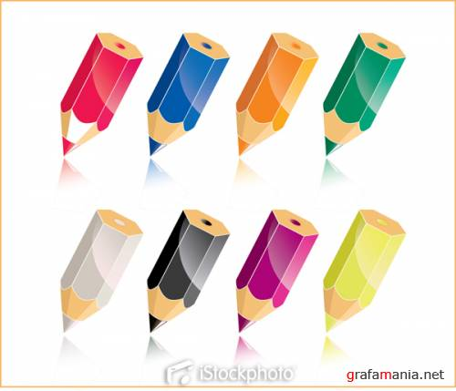 iStock Color Pens