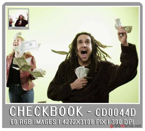 Checkbook-CD0044D