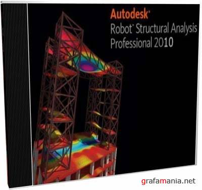 Autodesk Robot Structural Analysis Professional 2010 (Multilingual/x86/DVD)