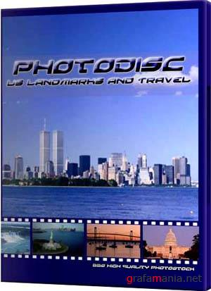Photostocks от Photodisc. US Landmarks and Travel