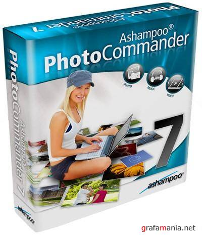 Ashampoo Photo Commander 7.20