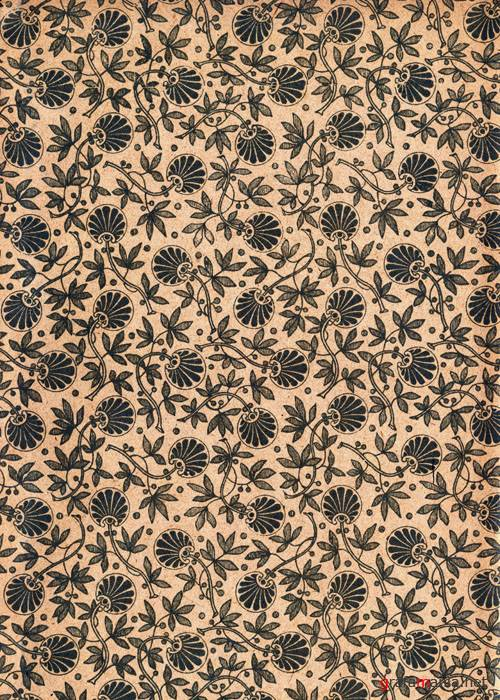 Текстуры - Floral Fabric Texture #3