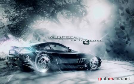 Auto WideScreen Wallpapers #5