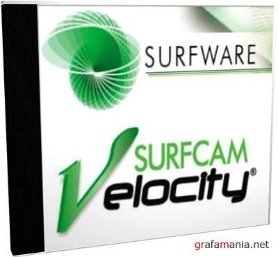 SURFCAM Velocity v3.0 SP2