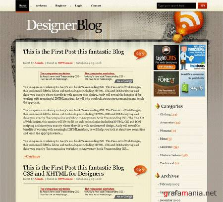 Wiking - Free Wordpress Theme