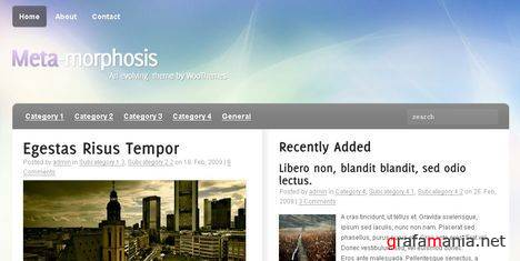 16 Awesome Free Wordpress Themes