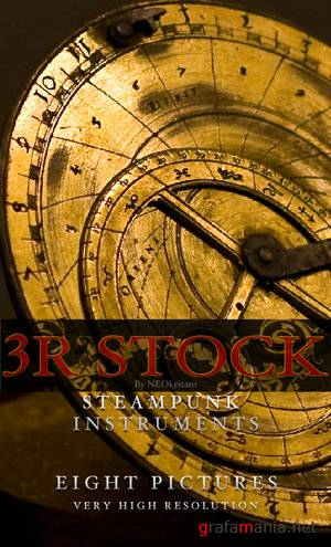 3R Stock Steampunk Instruments