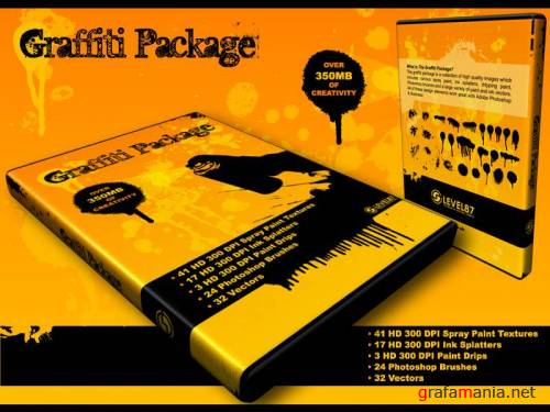 The Graffiti Package