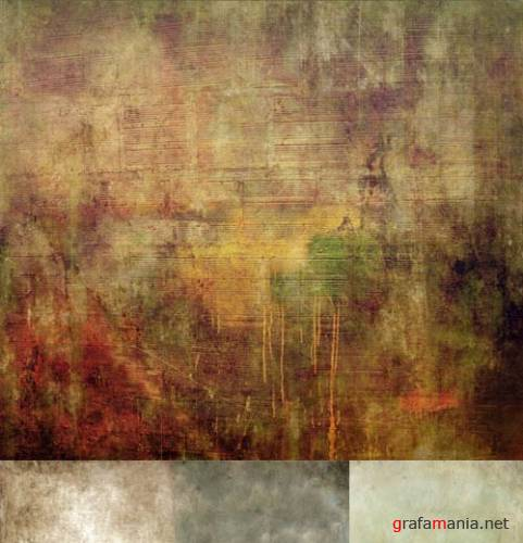 Grunge Textures by Smoko Stock